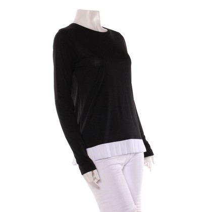Claudie Pierlot top in black