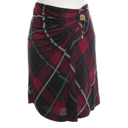 Gucci skirt with checked pattern