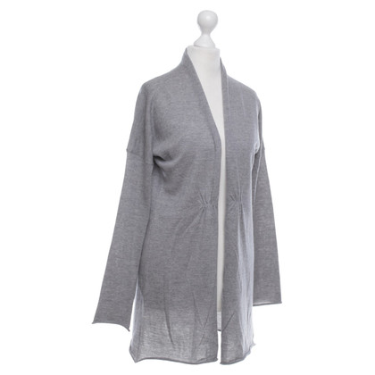 Fabiana Filippi Vest in Gray