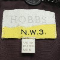 Hobbs Mantel mit Webmuster