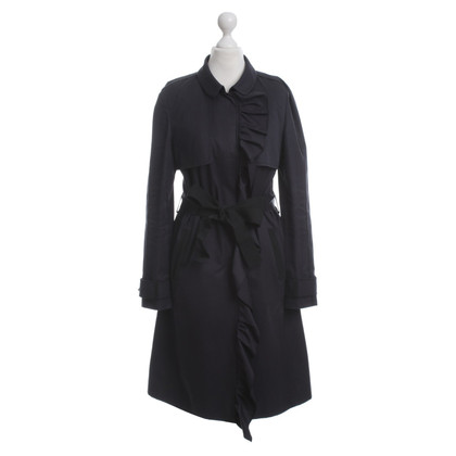 Dolce & Gabbana Trench coat with valance