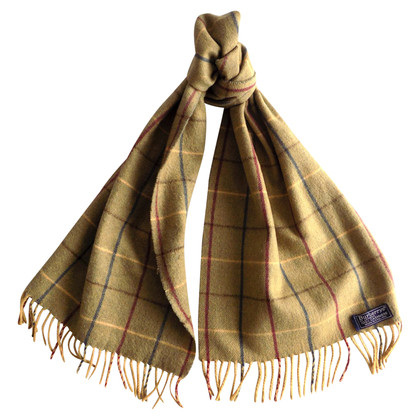 Burberry Green cashmere scarf