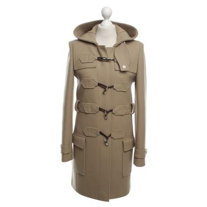 Balenciaga Duffle coat in beige