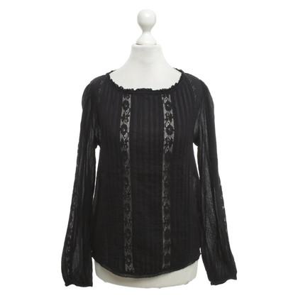 Isabel Marant Etoile top in black