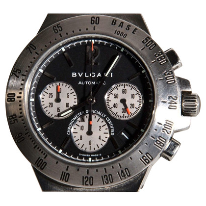 "Bulgari Clock ""Diagono"""