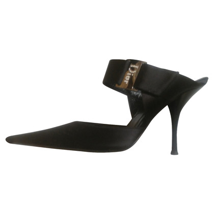 Christian Dior High Heels in Schwarz