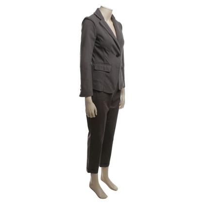 Marc Cain Tailleur pantalone in grigio