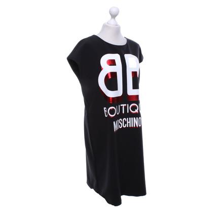 Moschino Love Vestire con la stampa
