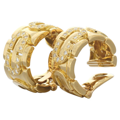 Cartier Ohrclips aus Gold