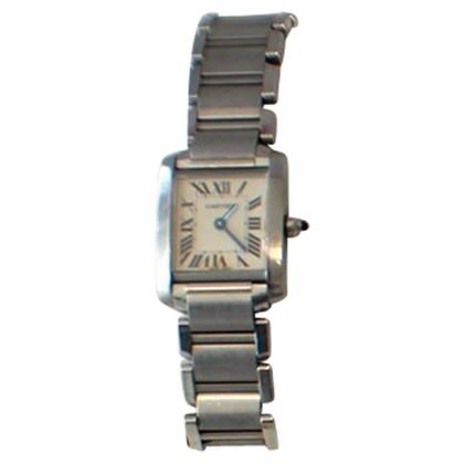 """Cartier Watch """"Tank Française Mini"""""""