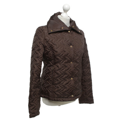 Dolce & Gabbana Quilted jacket in brown