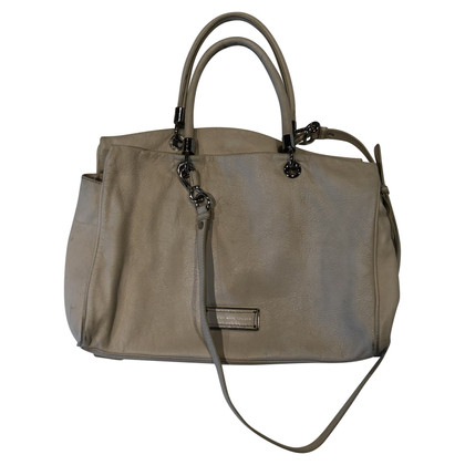John Galliano Handtas in beige