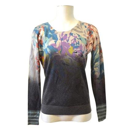Etro Round neck sweater