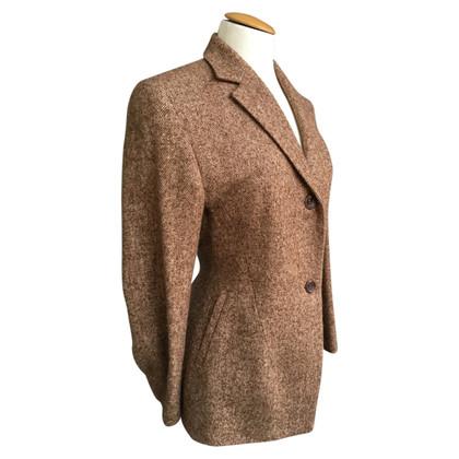 Windsor Blazer gemaakt van Alpaca/zijde