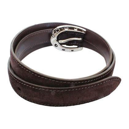 Ralph Lauren Buckskin belt