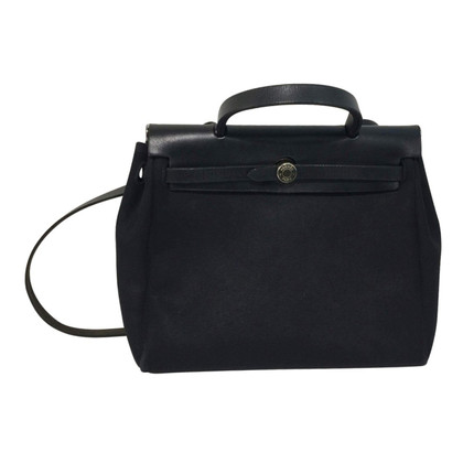 Hermès Herbag nero