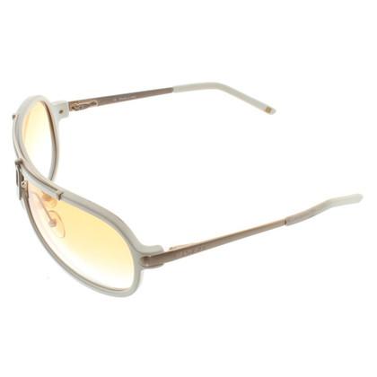 Loewe Occhiali da sole in bianco