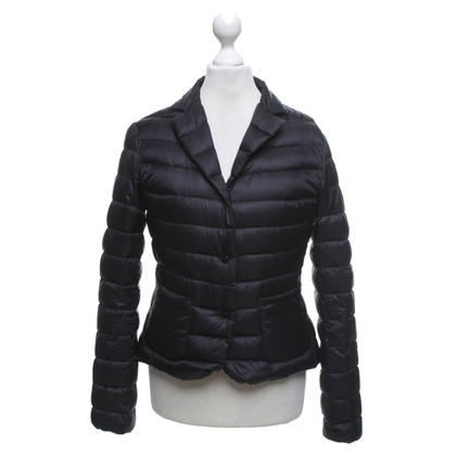 Moncler Quilted jacket in black