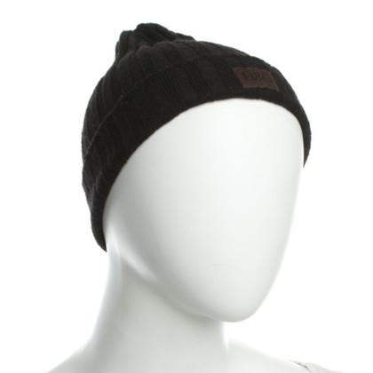 Dolce & Gabbana Rippstrick-Mütze