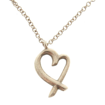 "Tiffany & Co. Necklace ""Paloma Picasso Loving Heart"""