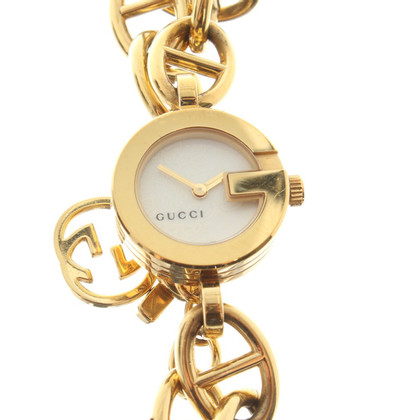 Gucci watch color oro