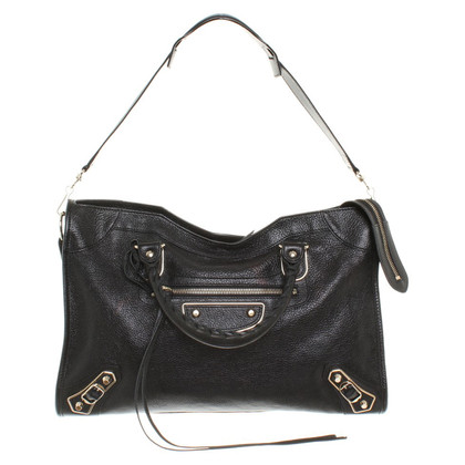 "Balenciaga ""Classic City Bag"" in nero"