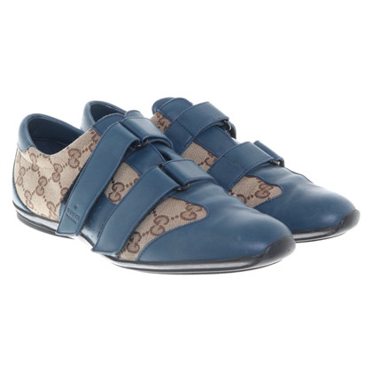 Gucci Sneakers with Guccissima pattern
