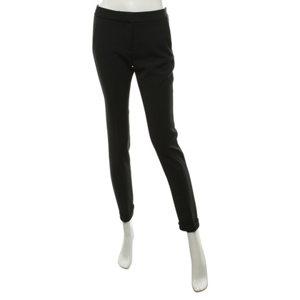 MSGM Pantaloni in Black