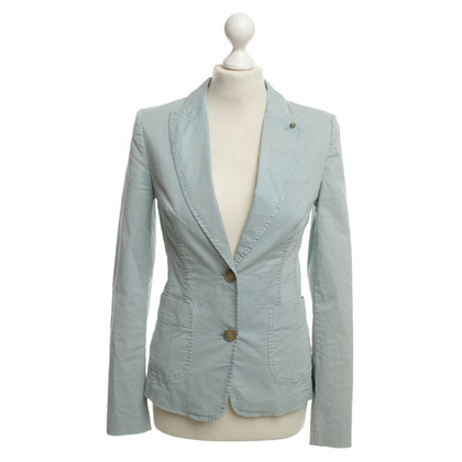 Blonde No8 Blazer in Light Blue