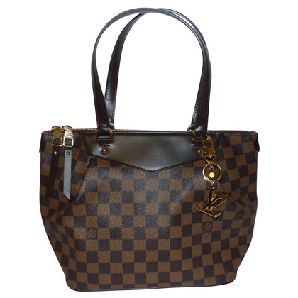 "Louis Vuitton ""Westminster PM Damier Ebene Canvas"""