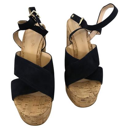 Gianvito Rossi Sandals in blue