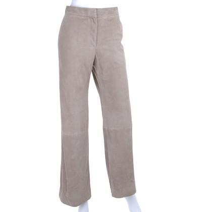 Brunello Cucinelli Suede pants
