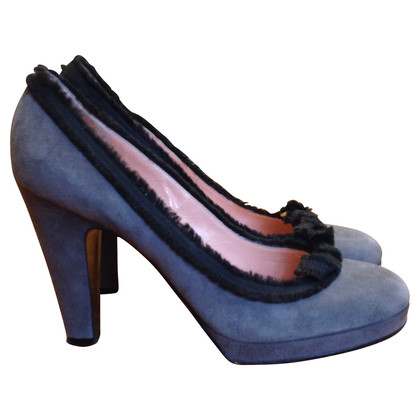 Marc Jacobs Pumps in Grau