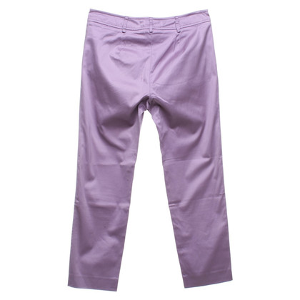 Blumarine 7 / 8-trousers in lilac