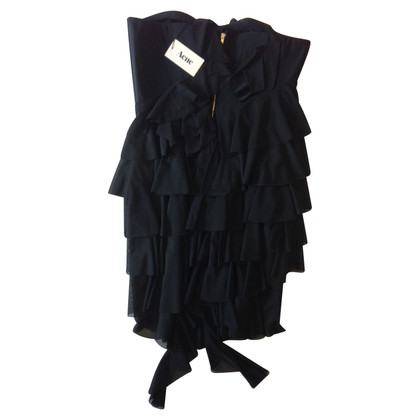 Acne Black party dress