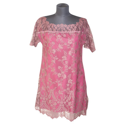 Twin-Set Simona Barbieri kanten jurk