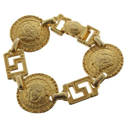 Gianni Versace Bracciale in oro color