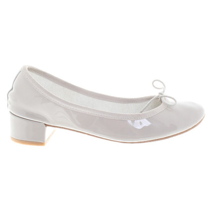 Repetto in pelle verniciata pumps