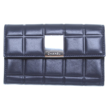 Chanel Portemonnaie in Blau