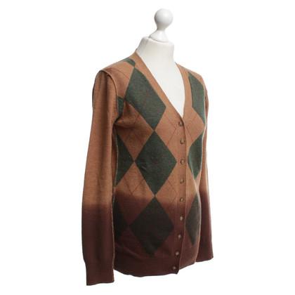 Dolce & Gabbana Gebreid vest met argylepatroon