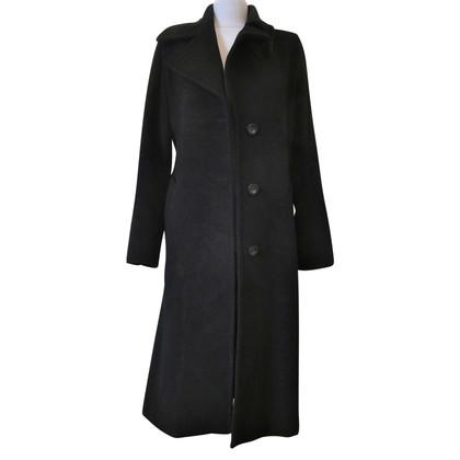 Max Mara Long coat with belt
