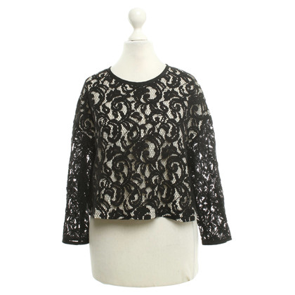 French Connection Blouse with lace