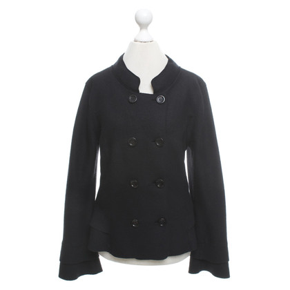 Marc Cain Short jacket with peplum
