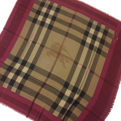 Burberry Cloth cashmere / silk