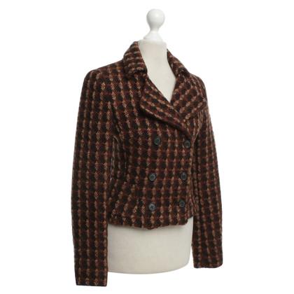 Miu Miu Giacca Tweed