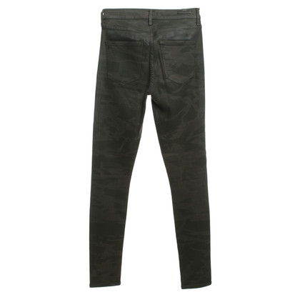 Citizens of Humanity Jeans mit Camouflage-Muster