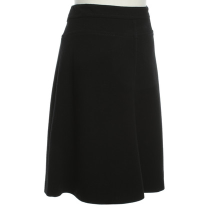 Hugo Boss rok in zwart-wit