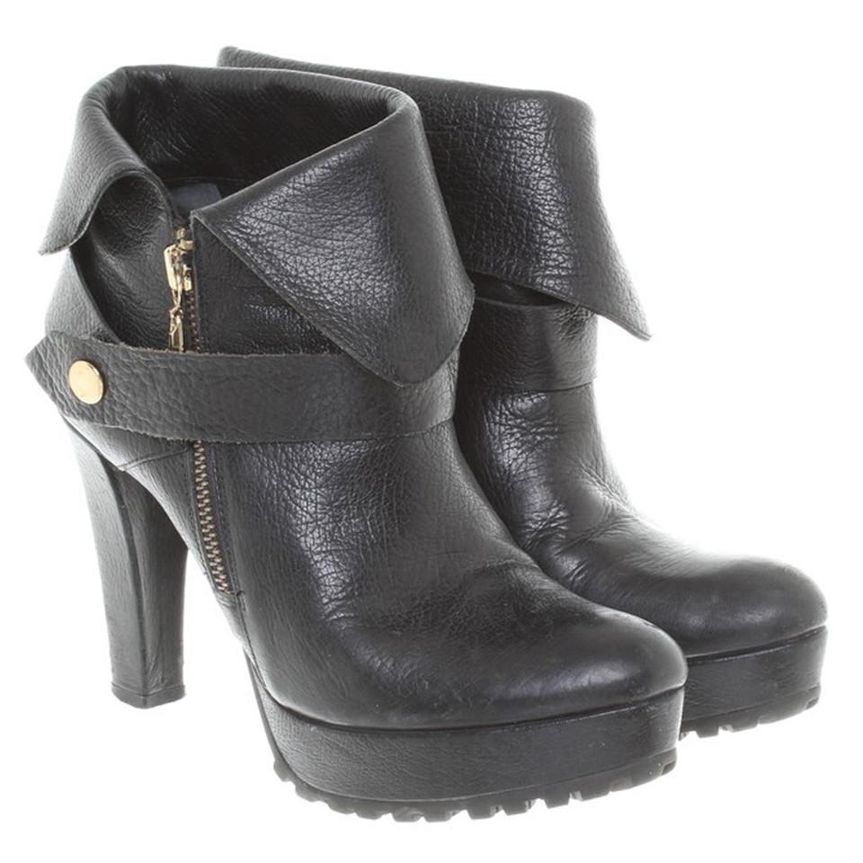 Diane von Furstenberg Ankle boots in black