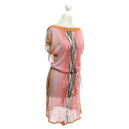 Missoni Beach dress with pattern