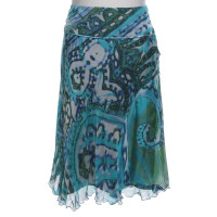 st emile skirt made of silk buy second hand st emile skirt made of silk for. Black Bedroom Furniture Sets. Home Design Ideas